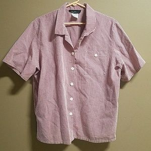 Jeno Newman Button Down Short Sleeve Shirt